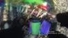Видео: на сотрудника экологической инспекции напали
