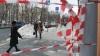 В Ижевске просившую милостыню пенсионерку убило вывеской пекарни