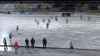 Российские команды по хоккею с мячом забили в матче 20 автоголов