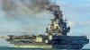 Командир «Адмирала Кузнецова» объяснил почему дымит крейсер