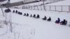 Опасное развлечение жителей Кантемирского района сняли на видео