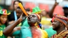 Чемпионов Африки на родине встречали сотни болельщиков
