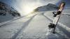 В Сочи скончался врезавшийся в сноубордиста лыжник