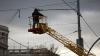 В Молдове планируют провести и отремонтировать 130 км линий электропередачи