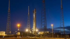 Эксперты изучают утечку в верхней ступени ракеты Falcon 9