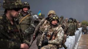 За последние сутки на востоке Украины погибли трое солдат и мирный житель