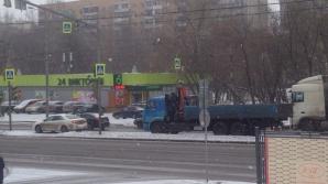 Схватка за выживание: Снежные бури в пяти регионах России привели к сотням аварий