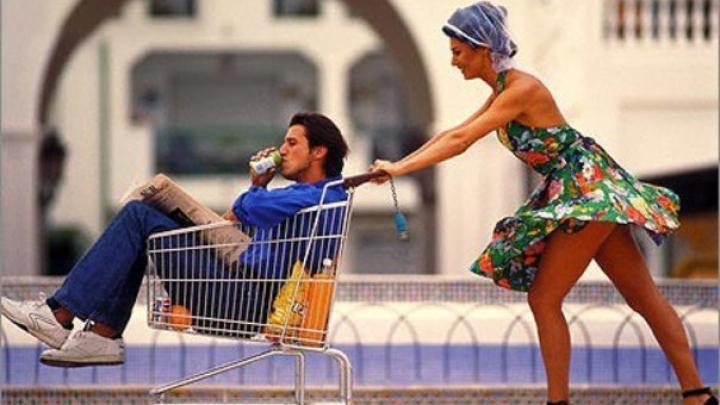 Что кишиневцы покупают друг другу на День Влюбленных