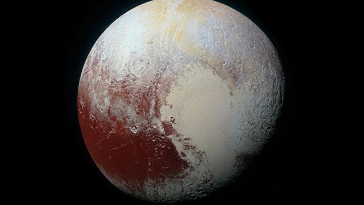 """""""Сердце"""" Плутона будет официально названо в честь советского """"Спутника"""""""