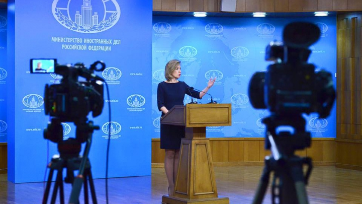 Мария Захарова сделала неожиданное признание