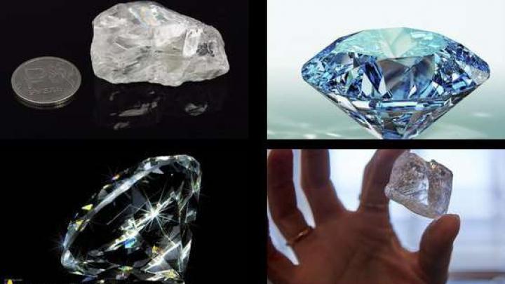 Под Архангельском найден самый большой алмаз в Европе