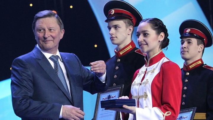 «Горячее сердце»: в Москве вручили награды самым мужественным детям страны