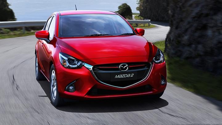 Mazda отзовет почти 200 тысяч машин