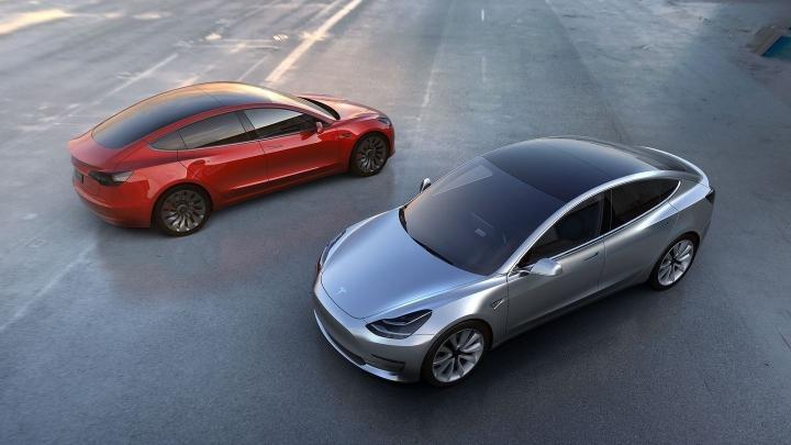 Первую Tesla Model 3 соберут 20 февраля