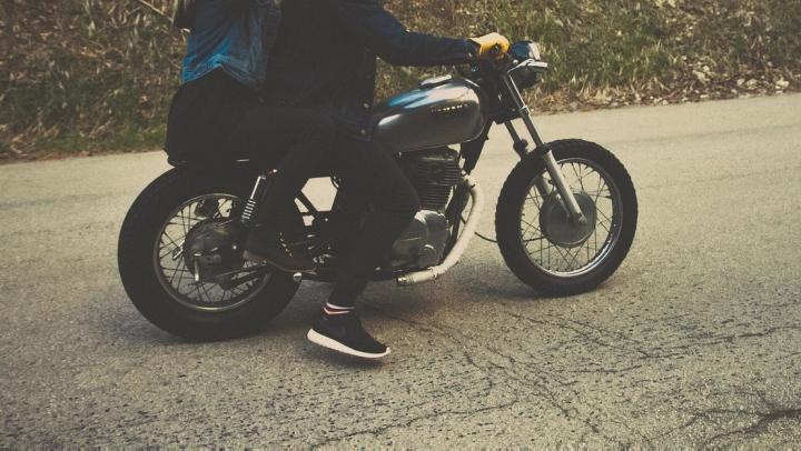 Видео секса на мотоцикле