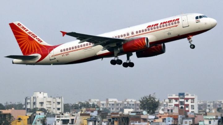 Истребители ВВС Германии перехватили индийский пассажирский самолет