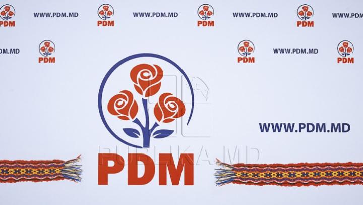ДПМ прокомментировала заявления Игоря Додона в Брюсселе