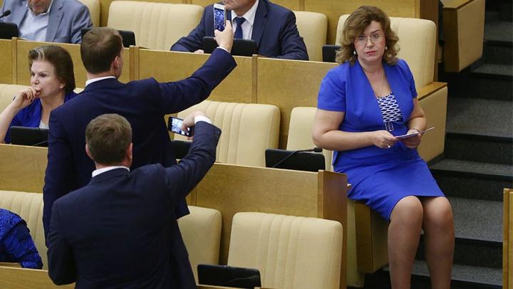 За пост президента России поборется женщина
