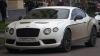 Александра Кокорина поймали в Москве за езду по встречке на Bentley