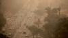 На Израиль к восьмому марта обрушилась пыльная буря