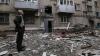 Съемочная группа из Молдовы сняла репортаж о боевых действиях на востоке Украины