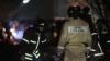 Восьмерых человек спасли из горящей квартиры на юго-востоке Москвы