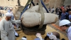 Археологи нашли вторую половину статуи Рамзеза II в Каире