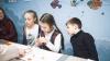Влад Плахотнюк поздравил детей с первым днём весны