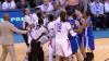 Видео: Самый меткий баскетболист мира развязал массовое побоище