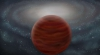 Астрономы нашли рекордно тяжёлый и чистый коричневый карлик