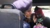 В Волгограде девушка с чулком и трусиками на голове проехала в маршрутке