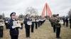 """В столице состоялся памятный марш, а на мемориале """"Вечность"""" устроили траурный митинг"""
