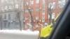 Голый каратист напал на реанимобиль в центре Новосибирска