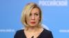 Захарова отказалась говорить с журналистом CNN после брифинга