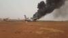 Первое видео с места крушения пассажирского самолета в Судане