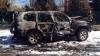 Убийство полковника СБУ в Мариуполе: появилось новое видео с взорванным авто