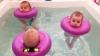 Спа-центр для младенцев открыли в Австралии
