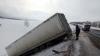 В Оренбургской области редких тигров бросили в грузовике посреди трассы