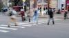 Exdrupo выделило на покраску пешеходных переходов в столице всего одну бригаду