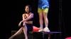 Видео: Ольга Бузова дебютировала в скандальном спектакле в нижнем белье