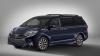Обновлённый минивэн Toyota Sienna стал безопаснее