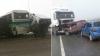 Массовое ДТП под Белгородом: 15 авто столкнулись, 9 человек ранены
