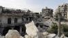 Авиаудар по мечети в Алеппо: 40 погибших, еще 100 были ранены