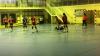 Жесткость в женском гандболе: Спортсменка втоптала в пол голову соперницы