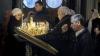 В столичный Кафедральный собор доставили мощи Нектария Эгинского