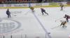 Видео: Игроки команды соперника помогли Малкину забить гол