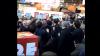 Видео: Неизвестный на сельхозвыставке в Париже попал яйцом в голову Макрона