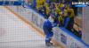 Пожизненно отстраненный в КХЛ казахстанец умышленно вытолкнул соперника с борта