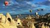 Три воздушных шара совершили жесткую посадку в турецкой Каппадокии