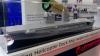 Leonardo представил макет нового десантного корабля на выставке в Малайзии